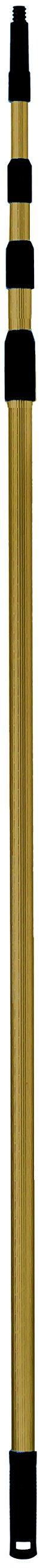 Ettore 44118 InterPro 4-Section Interlock Extension Pole, 18' (Pack of 6)
