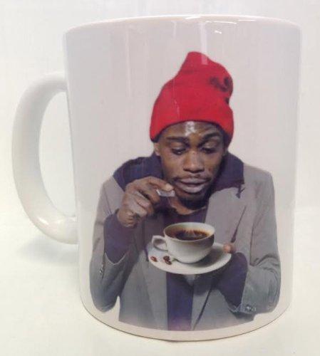 Tyrone Biggums 11oz Ceramic Coffee Mug by Cotton - La Chapelle