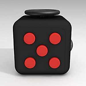 Generic Fidget16 Cube Relieves Stress & Anxiety Toy