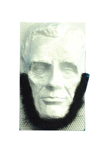 [Forum Abraham Lincoln Beard] (Chop Chop Halloween Costumes)