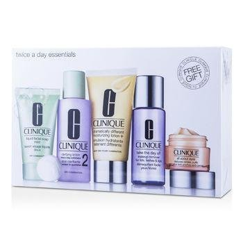 Price comparison product image Exclusive Set: DDLM Plus 50ml + All About Eyes 15ml + Liquid Soap 30ml + Clarifying Lotion #2 60ml + Makeup Remover 50ml