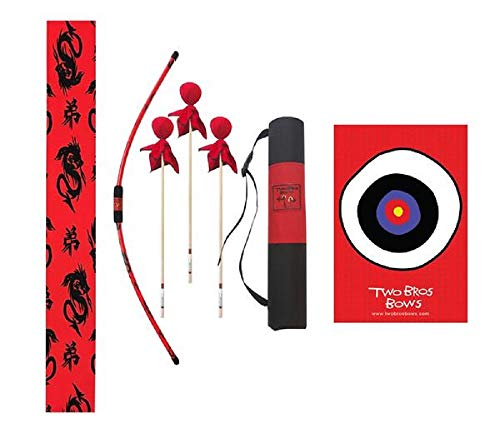 Two Bros Bows Dragon Archery Combo Set -