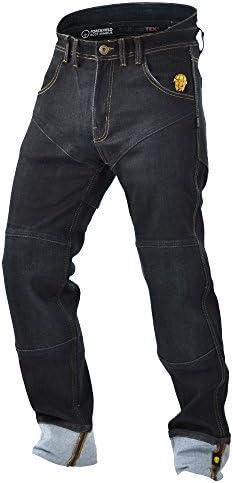 Gr/ö/ße 36 38186304 Trilobite Smart Jeans Herren Motorrad Hose Blau Protektor L/änge 32 Tragekomfort Stretch Verst/ärkt