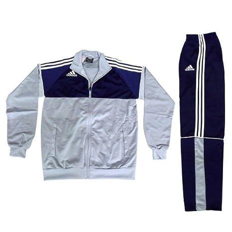 adidas Samba 2 Suit PES Chándal para Hombre, Poliéster BLU ...
