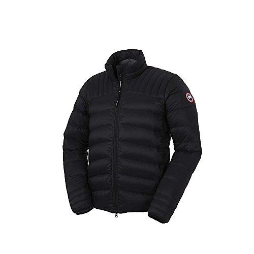 Canada Goose Brookvale Mens Jacket Medium Black/Graphite