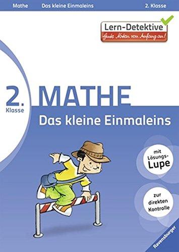 Lern-Detektive: Das kleine Einmaleins (Mathe 2. Klasse)
