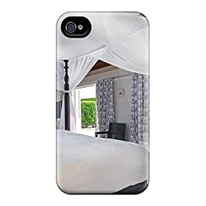Iphone 4/4s Cover Case - Eco-friendly Packaging(beautiful Room)