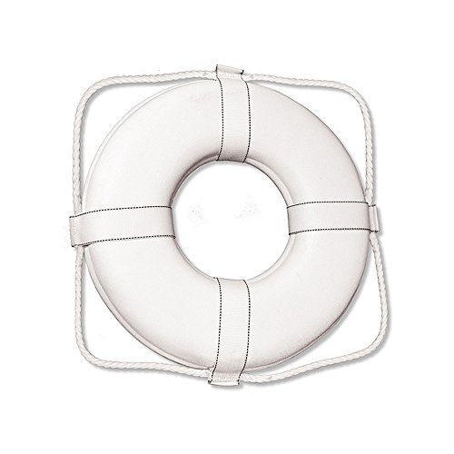 Poolmaster 55550 US Coast Guard Approved Ring Buoy, 24