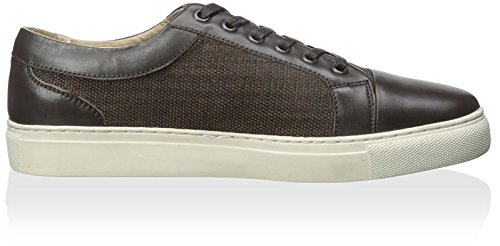 Zanzara Mens Beat Sneaker Marrone