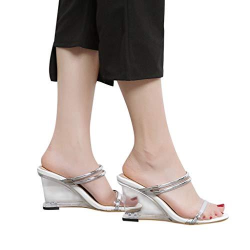 Veyikdg Ballerine Ballerine Sandals Veyikdg Sandals Silver Sandals Donna Ballerine Veyikdg Donna Donna Silver OUdWqCdT