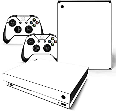 Mcbazel Pattern Series Skin Sticker for Xbox One X Console and ...