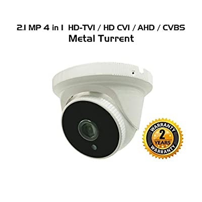 ARES 4 in 1 AHD/TVI/CVI/Analog CCTV Camera w/IR Night Vision from ARES Vision