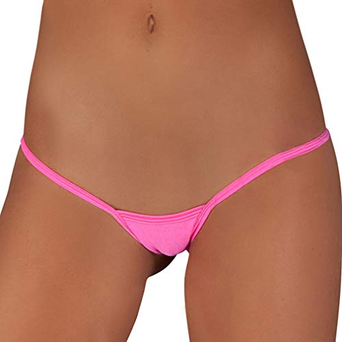 (Sexy Underwear Women Briefs Stripper Thong G String Pure Colour Panties Panty )