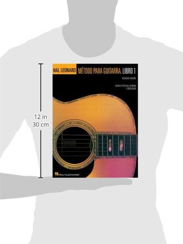 Amazon.com: Hal Leonard Metodo Para Guitarra. Libro 1 - Segunda Edition: (Hal Leonard Guitar Method, Book 1 - Spanish 2nd Edition) (9780634088780): Will ...