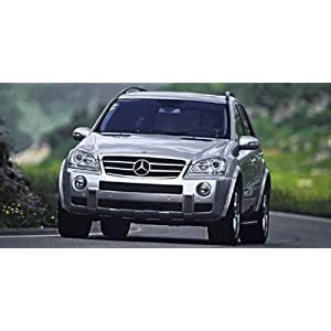 Amazon.com: 2007 Mercedes-Benz ML320 Reviews, Images, and Specs: Vehicles