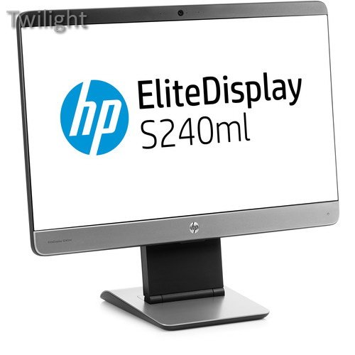 "HP EliteDisplay S240ml 23.8"" 16:9 IPS Monitor"