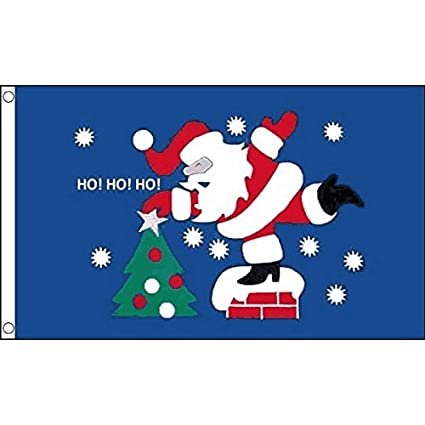 christmas ho ho ho flag 3 x 5 merry christmas flags 90 x