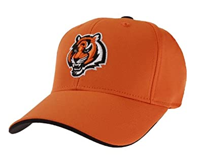Cincinnati Bengals NFL Youth Performance Flex Cap Hat