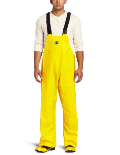 Carhartt Men's Surrey Bib Overalls,Yellow,XX-Large