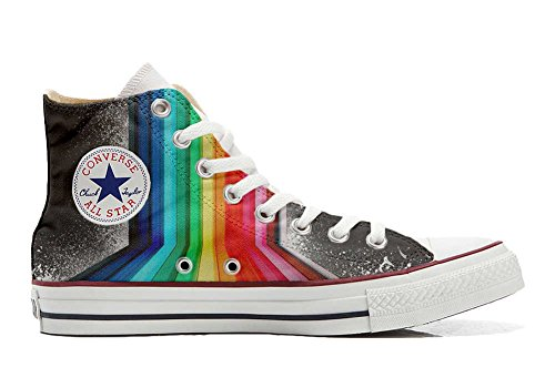 Converse All Star personalisierte Schuhe - HANDMADE SHOES - Tridimensional