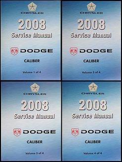 dodge caliber repair manual - 3