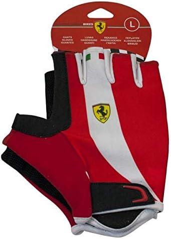 DURCA Mitaines de v/élo Ferrari Adulte