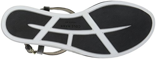 extremely for sale Cole Haan Women's Original Grand Braid II Flat Sandal Black cheap outlet discount official site clearance manchester great sale purchase online Q8KVY