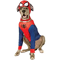 Rubie's Costume Co Marvel Spider-Man Pet Costume, XX-Large