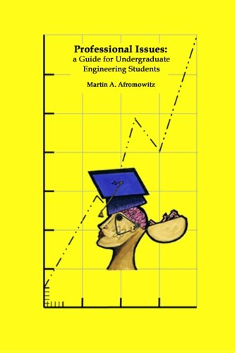 Download Professional Issues: a Guide for Undergraduate Engineering Students pdf epub