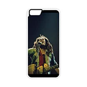 iPhone 6 4.7 Inch Cell Phone Case White Bob Marley D8L3FL