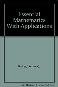 Book Essential Mathematics With Applications