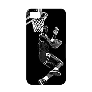 for Blackberry Z10 Michael Jordan Logo Phone Case Cool Design Pattern 3D Phone Case Jordan Logo