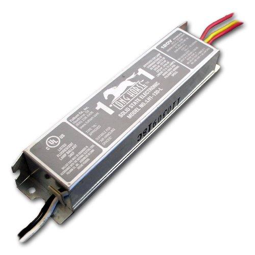 1 120v Remote Ballast - Longhorse 1 - Long Case - Fluorescent Ballast - Remote Mount - 120 Volt - Fulham LH1-277-L