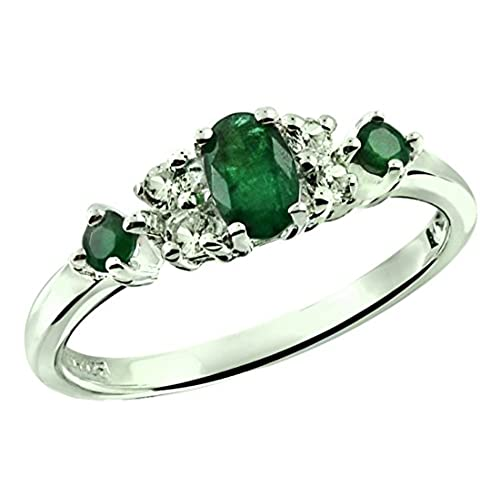 emerald green engagement rings hbz bridal emrald beautiful fashion unique wedding