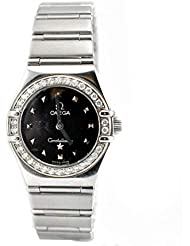 Omega Constellation Quartz Female Watch 1465.51.00 (Certified Pre-Owned)