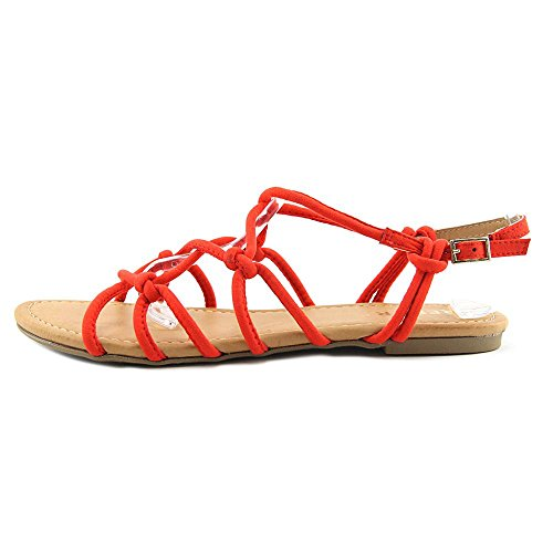 Synthetic Genny Orange Report Sandal Women's vwSUvqY