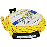 Aquaglide 2 Person Deluxe Tow Rope, Yellow