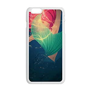 Aesthetic mermaid Cell Phone Case for iPhone plus 6