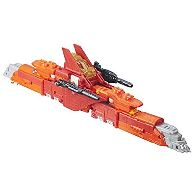 Transformers Generations Titans Return Autobot Infinitus and Sentinel Prime: Toys & Games