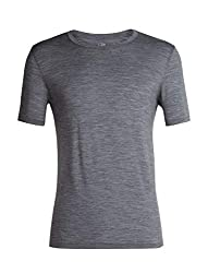 Icebreaker Merino Men's Tech Lite T-Shirt,  Merino Wool