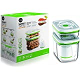 FOSA Vacuum Food Storage Starter Set - Rectangular container
