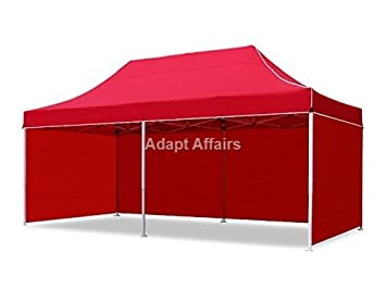 Portable Gazebo tent / Canopy Tent 10 x 20 ft / 3 x 6 m (  sc 1 st  Amazon India & Portable Gazebo tent / Canopy Tent 10 x 20 ft / 3 x 6 m ( Heavy ...