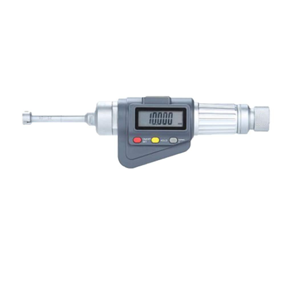 B Blesiya Digital Three Point Inside Micrometer - 10-12mm