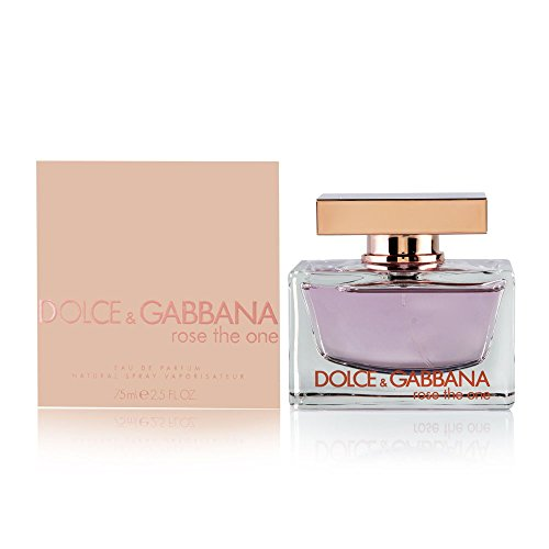 Rose The One by Dolce Gabbana for Women – 2.5 Ounce EDP Spray