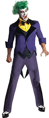 Rubie's Costume Men's Dc Super Villains Adult Joker,
