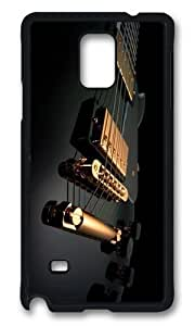 Adorable Electric Guitar Hard Case Protective Shell Cell Phone Samsung Galaxy Note4