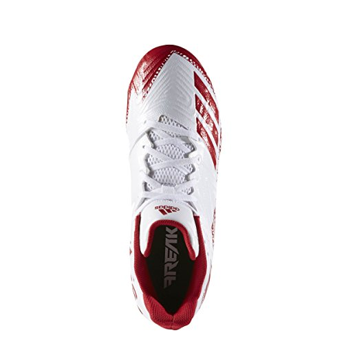 12 X 2017 adidas faible nbsp;– Carbone UK MC nbsp;Rouge Freak 5 OZZqU5z