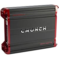 crunch PZX1200.4 2x600W/4x300W Car Amp