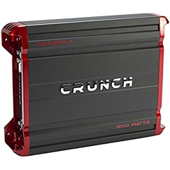 how to get crunch from an amp