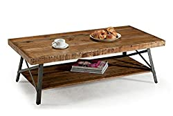 Emerald Home T100-0 Chandler Cocktail Table, Wood